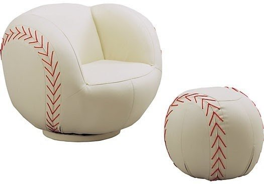 All About Baseball Chairs