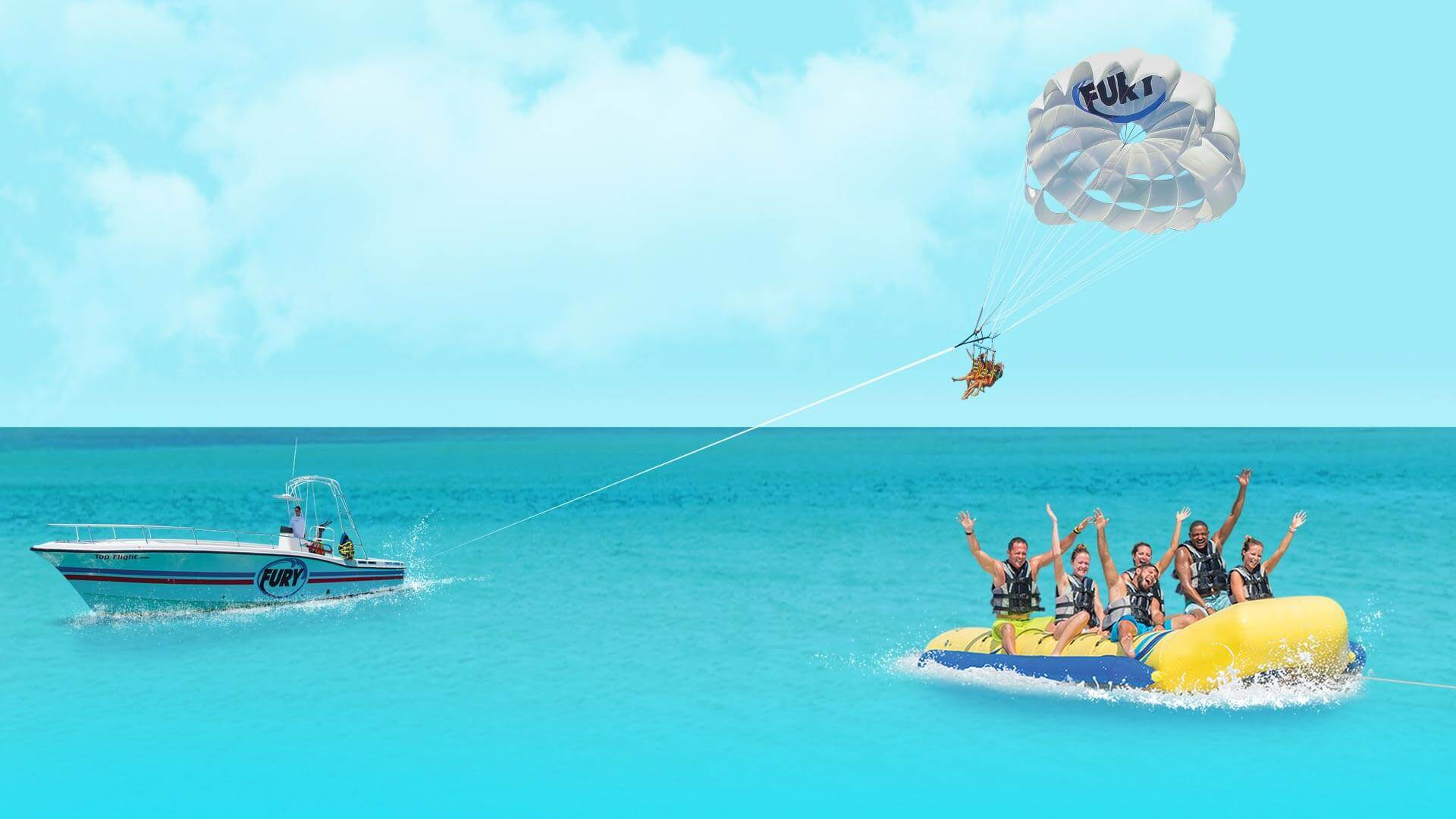 play Destin watersports easily