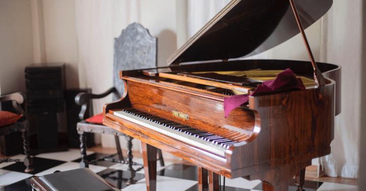 Birth Of The Grand Piano